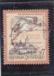 Stamps Austria -  GRAUSAME ROSALIA
