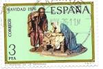 Sellos del Mundo : Europa : España : Dedifil 2368 Navidad 1976