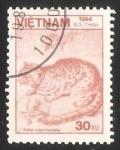 Stamps Vietnam -  Buu Chinh