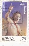 Stamps Spain -  ARTE ESPAÑOL (29)
