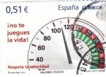 Sellos de Europa - España -  VALORES CIVICOS (29)