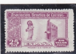 Stamps : Europe : Spain :  ASOCIACION BENEFICA DE CORREOS(29)