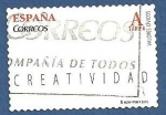 Stamps Spain -  Edifil 4979 Creatividad A