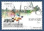 Sellos de Europa - España -  Edifil 5046 Jerez A