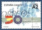 Sellos de Europa - España -  Edifil 5069 30 aniversario adhesión España-UE A2