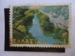 Stamps Greece -  Grecia.