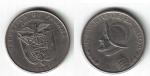 monedas de America - Panamá -  1 cuarto de Balboa