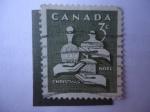 Sellos de America - Canadá -  S/Canadá:443 - Oro, Incienso y Mirra.