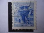 Sellos de Europa - Austria -  S/Austria:699- Schweizertor Wien