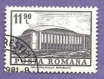 Stamps : Europe : Romania :  INTERCAMBIO