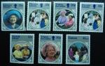 Sellos de Europa - Reino Unido -  1985 The 85th Anniversary of the Birth of Queen Elizabeth The Queen Mother, 1900-2002