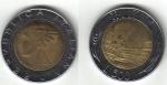 monedas del Mundo : Europa : Italia :  Lira