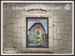 Stamps Andorra -  Arquitectura del Granit. Clínica vilanova  2016 2,95€