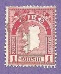 Stamps : Europe : Ireland :  INTERCAMBIO