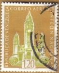 Stamps Venezuela -  PANTEON NACIONAL