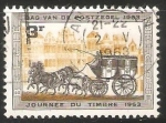Stamps Belgium -  Dia del sello