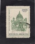 Sellos de America - Argentina -  Basilica Nuestra Sra. de Itati