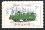 Sellos de Europa - Hungría -  Railbus, 1925