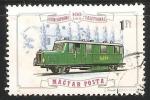 Stamps Hungary -  Railbus, 1925