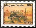 Sellos de Europa - Hungría -  Siemens' first electric locomotive