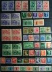 Sellos de Europa - Italia -  1944-45