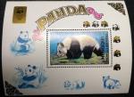 Sellos de Asia - Mongolia -  PANDA