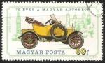 Sellos de Europa - Hungría -  Swift, 1911