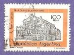 Stamps Argentina -  INTERCAMBIO