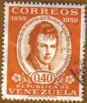 Sellos de America - Venezuela -  Baron ALEJANDRO DE HUMBOLD