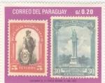 Sellos del Mundo : America : Paraguay : CENTENARIO DE LA EPOPEYA NACIONAL