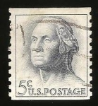 Stamps United States -  INTERCAMBIO