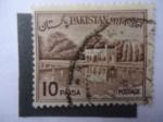 Stamps Pakistan -  Shalimar