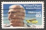 Stamps United States -  William Piper,