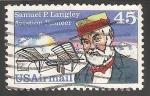 Sellos de Europa - Estonia -  Samuel P. Langley