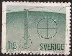 Sellos del Mundo : Europa : Suecia : Energías Renovables. Geotermia  1980  1,15 kr