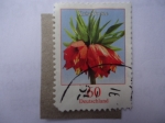 Stamps Germany -  Kaiserkrone.