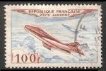 Sellos de Europa - Francia -  Mystère IV 100F