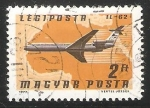 Stamps Hungary -  DC 8