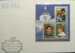 Sellos de Europa - Reino Unido -  NIEU 1982 Prince William
