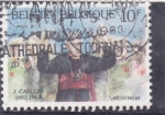 Sellos de America - Bélgica -  J.CARDLIN- 1882-1967
