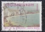 Sellos de America - Colombia -  VISTA DE