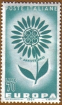 Stamps Italy -  EUROPA - CEPT