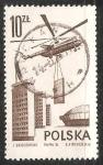 Sellos de Europa - Polonia -  Mi6 transport helicopter