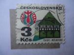 Stamps Czechoslovakia -  S/Chec. 1736A 1972.