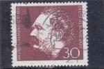 Stamps Germany -  WERNERv.SIEMENS- pionero de la electronica