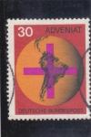 Stamps Germany -  ADVENIAT-Acción Episcopal