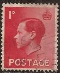 Sellos del Mundo : Europa : Reino_Unido : Eduardo VIII  1936  1 penny