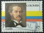 Sellos de America - Colombia -  Luis Alberto