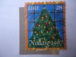 Stamps Ireland -  Navidad 1997.
