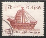 Stamps Europe - Poland -  14th centure